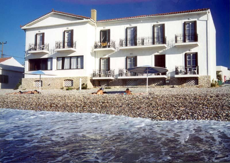 Hotel Olympia Beach - Kokkari - Samos